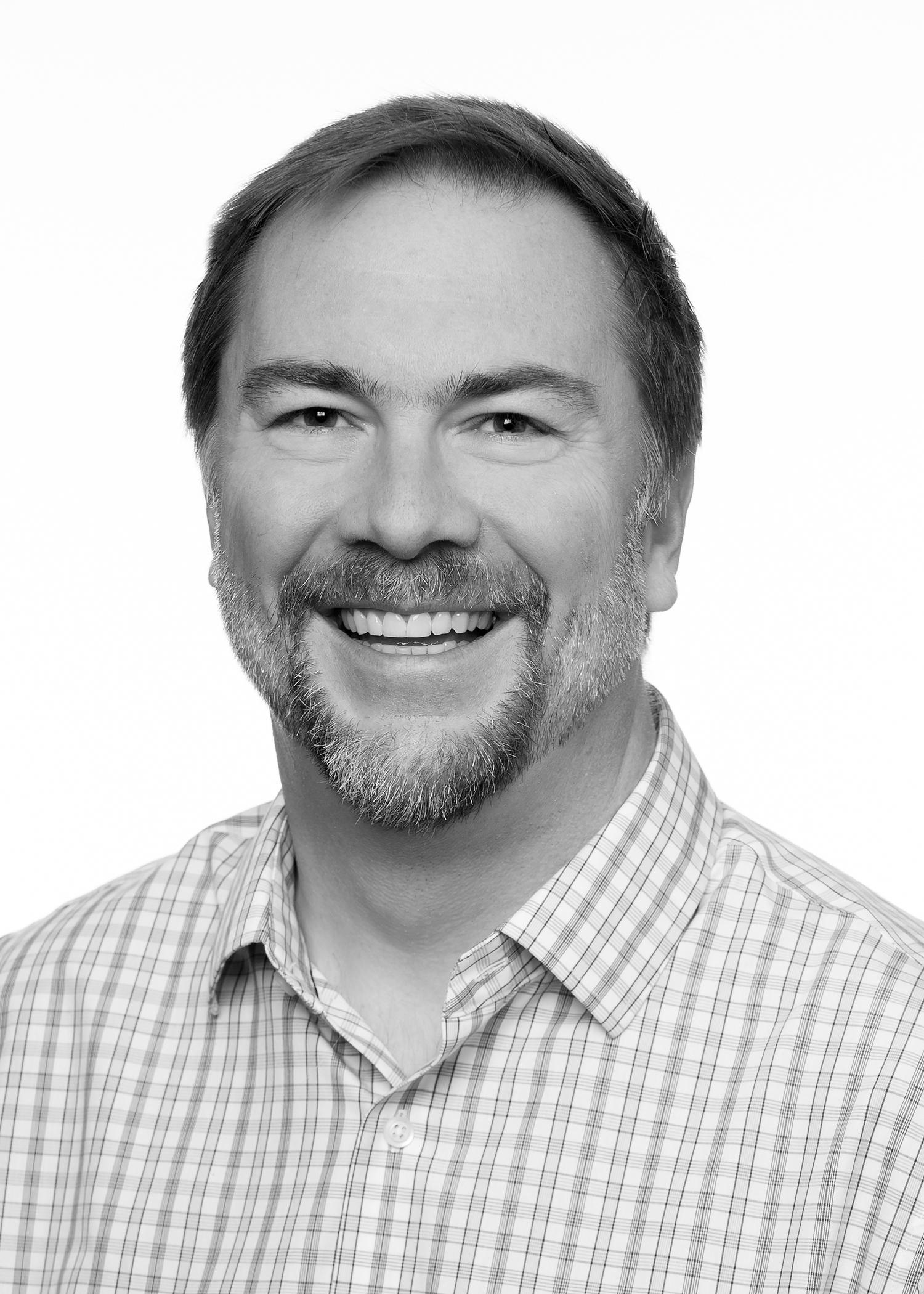 Michael Leckie Headshot
